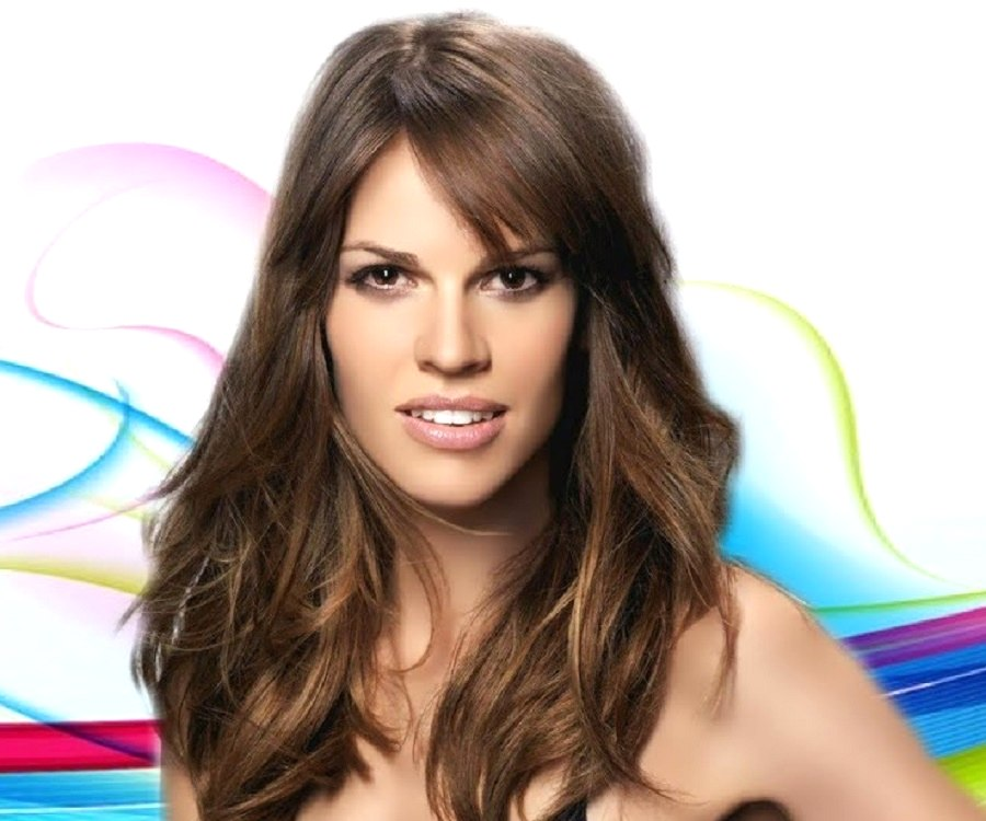 Hilary Swank Biography...