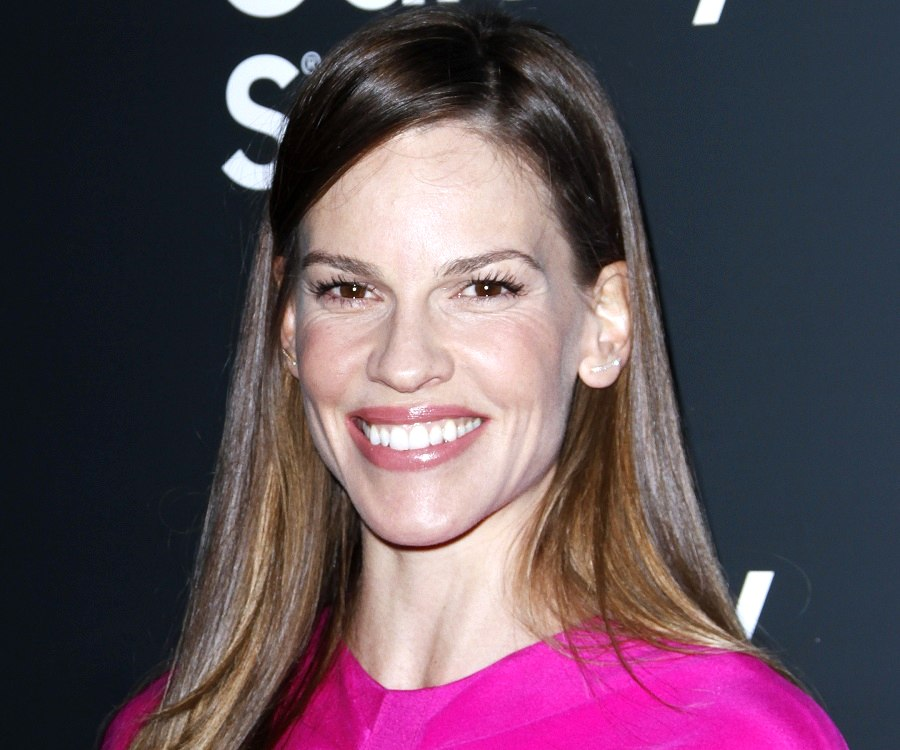 Hilary Swank Biography Childhood Life Achievements