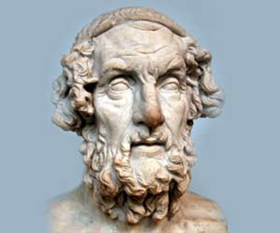 a biography of homer the greek poet The greek poets: homer to the present edited by peter constantine, rachel hadas, edmund keeley & karen van dyck this is an innovative and sumptuous anthology, says jay parini jay parini.
