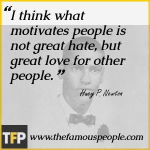 P Newton Quotes Huey Percy Newton Quot...