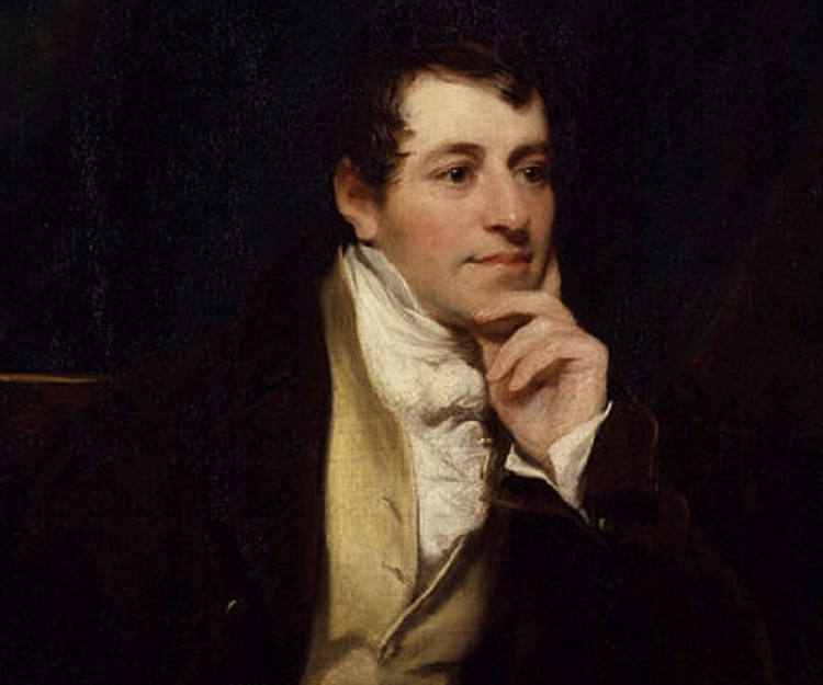 Sir Humphry Davy (1778 - 1829)
