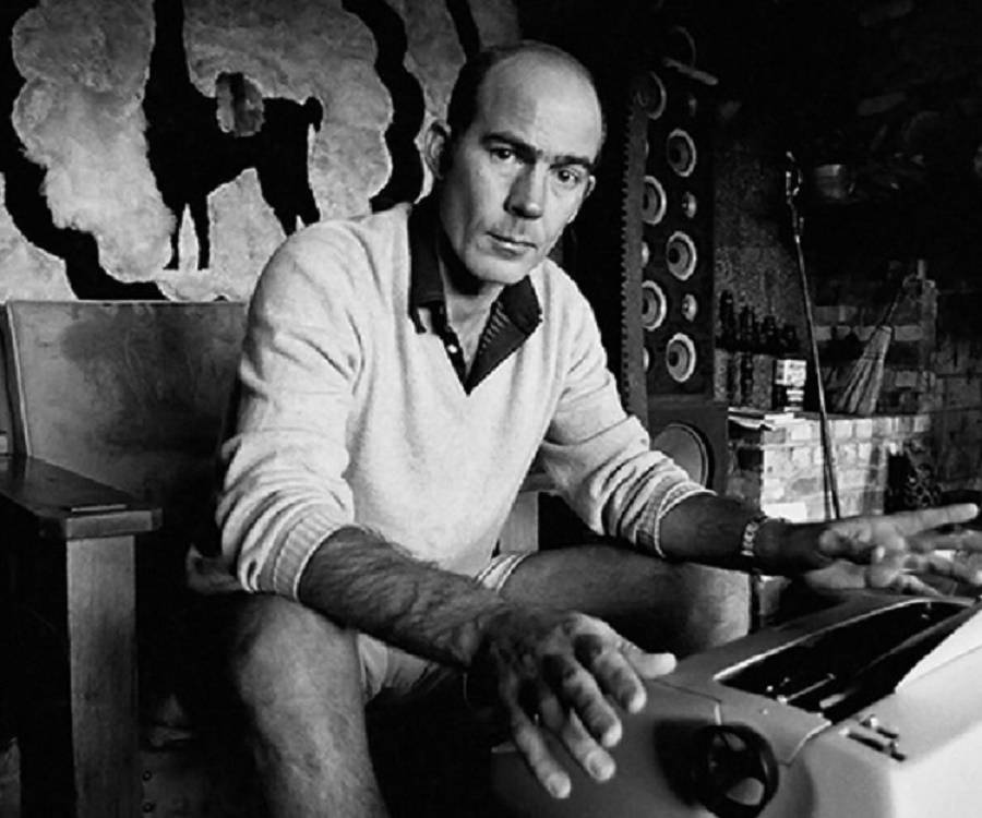 100 Hunter S. Thompson Quotes To Start Your Day
