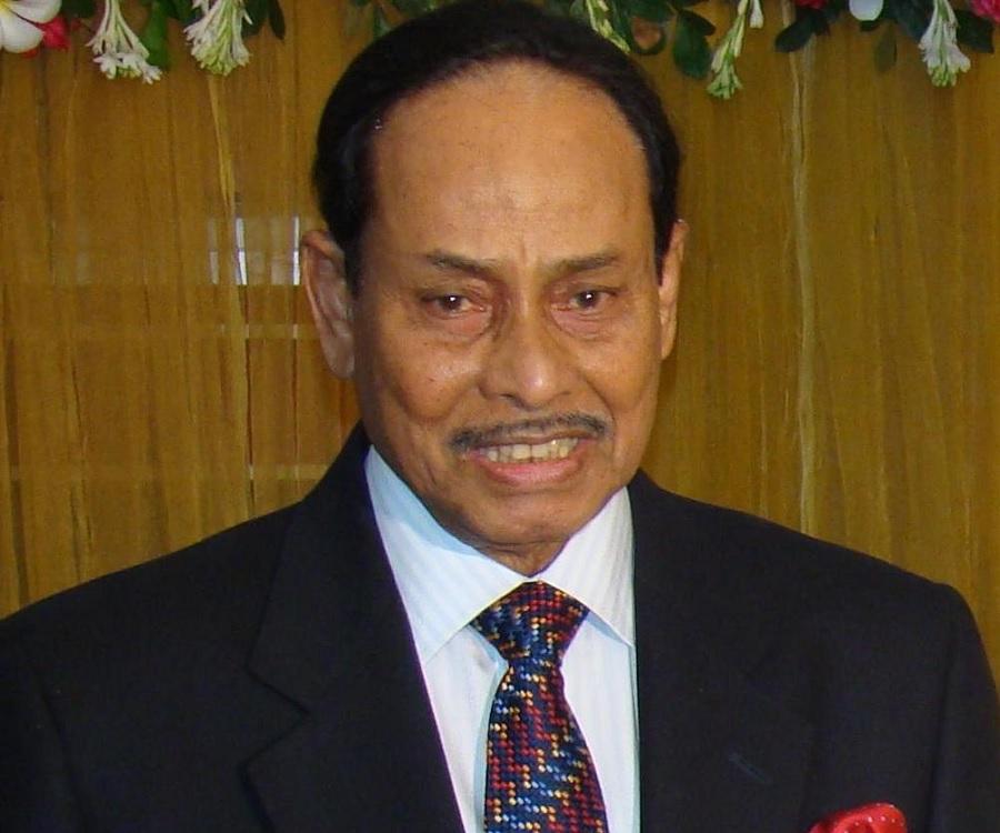 Hussain Muhammad Ershad biography