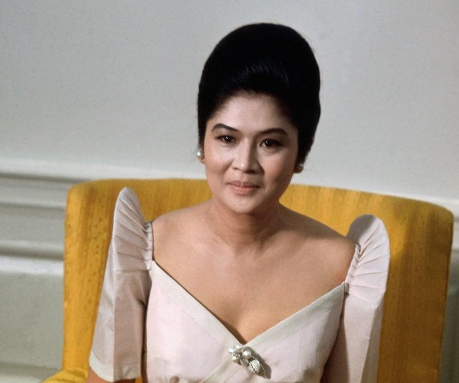 Imelda Marcos Biography - Childhood, Life Achievements & Timeline