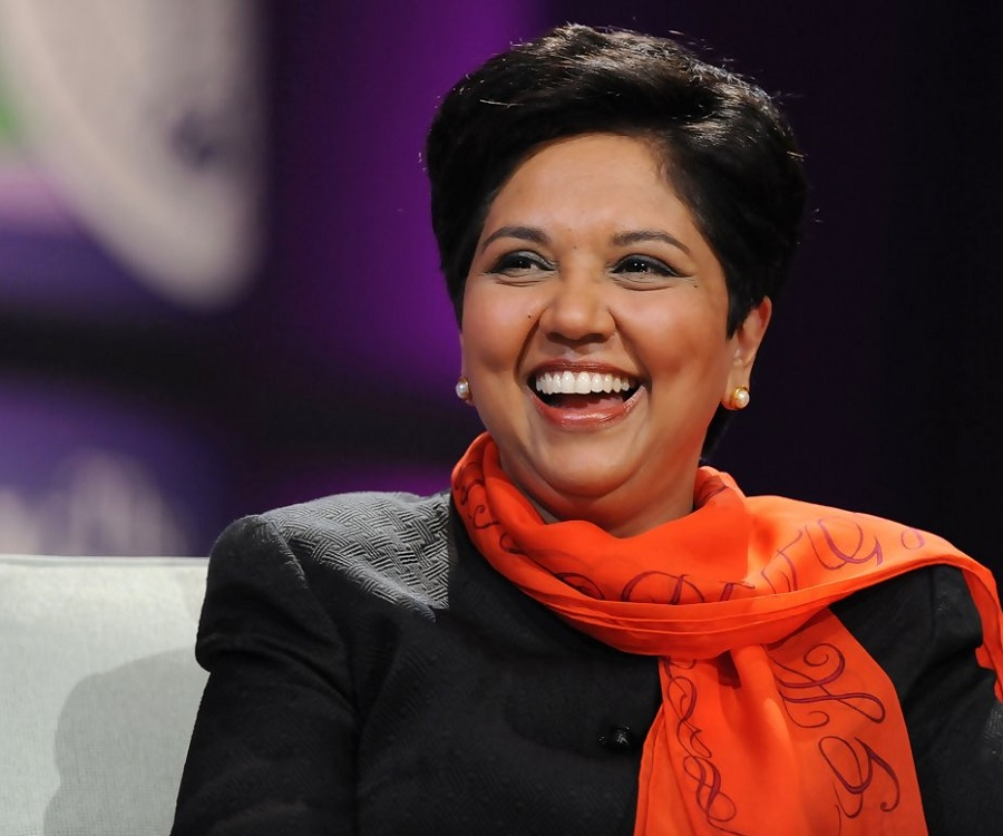 indra nooyi In her 12 years as chief executive of pepsico, indra k nooyi has been part of an elite club: she is one of only a small number of women leading large corporations it is a position that has often .