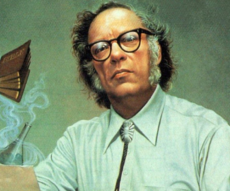 Isaac Asimov Biography Childhood Life Achievements Amp Timeline