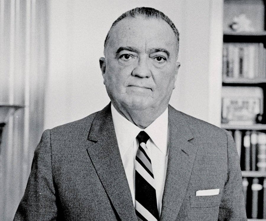 What PROOF Was Their That J Edgar