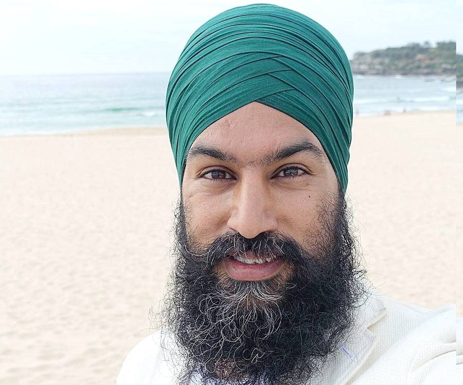 Jagmeet Singh Biography Facts Childhood Family Life Achievements