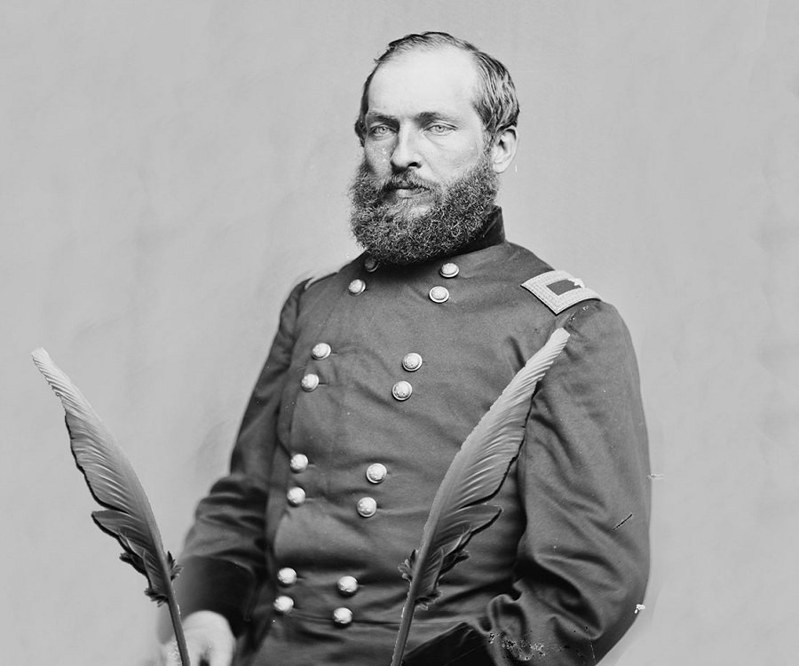 james a garfield Learn about james a garfield: his birthday, what he did before fame, his family life, fun trivia facts, popularity rankings, and more.