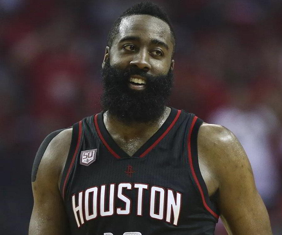 5b298b17a690 James Harden Biography – Facts