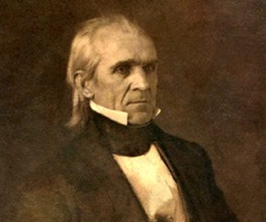 James K Polk Biography Childhood Life Achievements