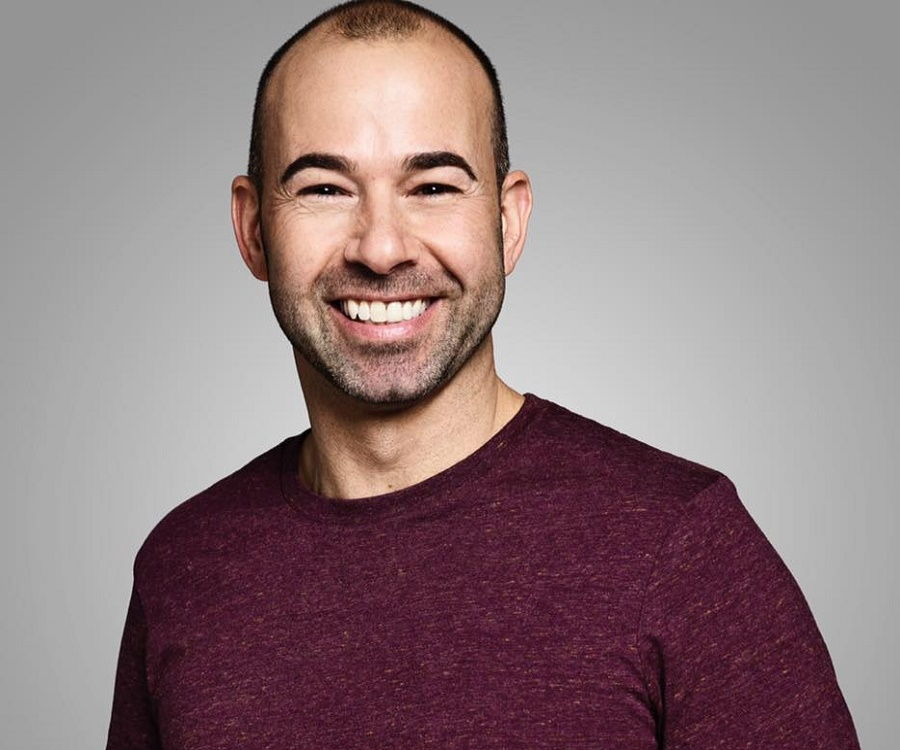 The 44-year old son of father (?) and mother(?) James Murray in 2021 photo. James Murray earned a  million dollar salary - leaving the net worth at  million in 2021