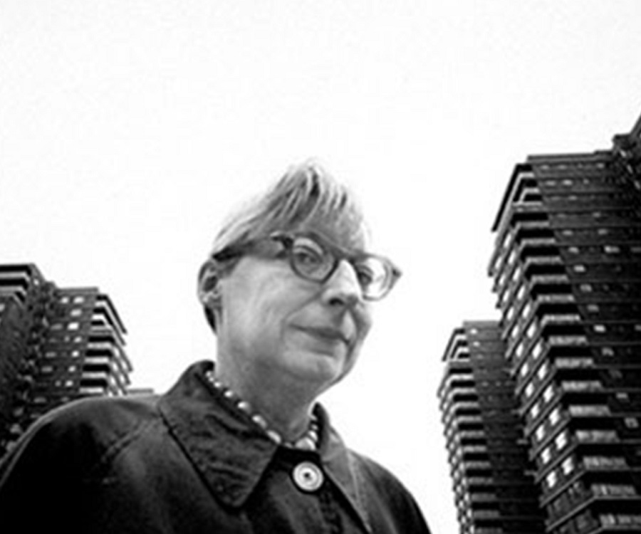 jane jacobs biography