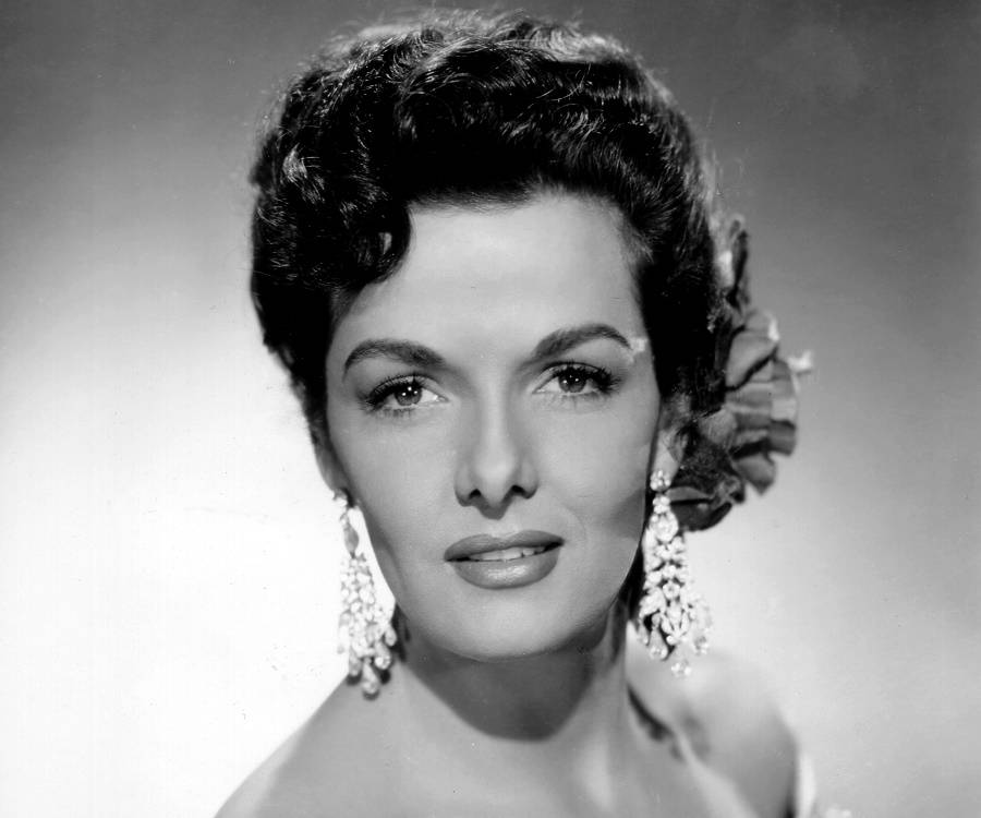 Culture is the ability to describe Jane Russell without