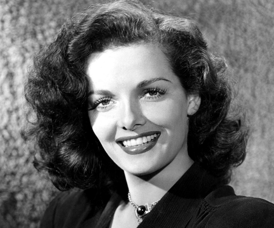 jane russell the outlaw poster