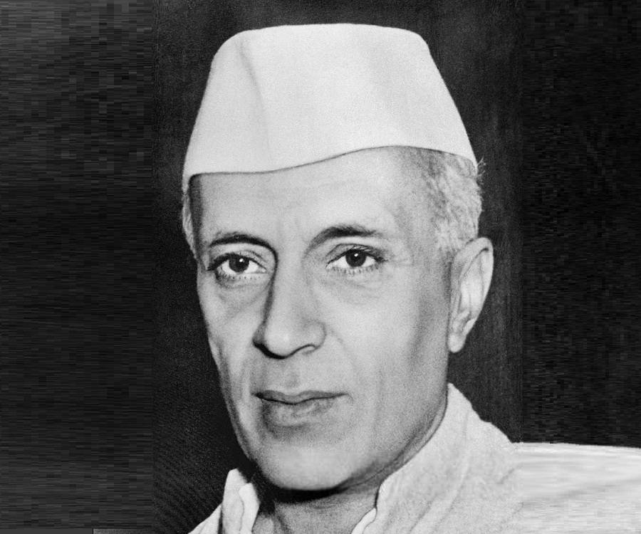 Nehru short biography
