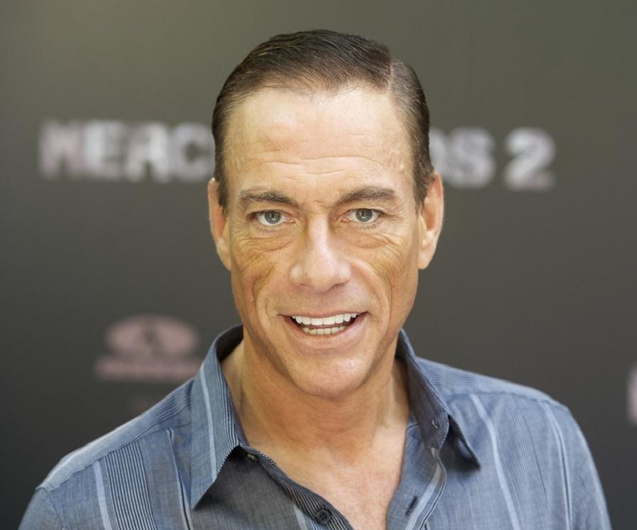 <b>Jean-Claude</b> Van Damme - Site Officiel - Official Website ... - jean-claude-van-damme-1