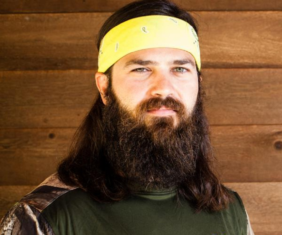 The 42-year old son of father (?) and mother(?) Jep Robertson in 2021 photo. Jep Robertson earned a  million dollar salary - leaving the net worth at  million in 2021