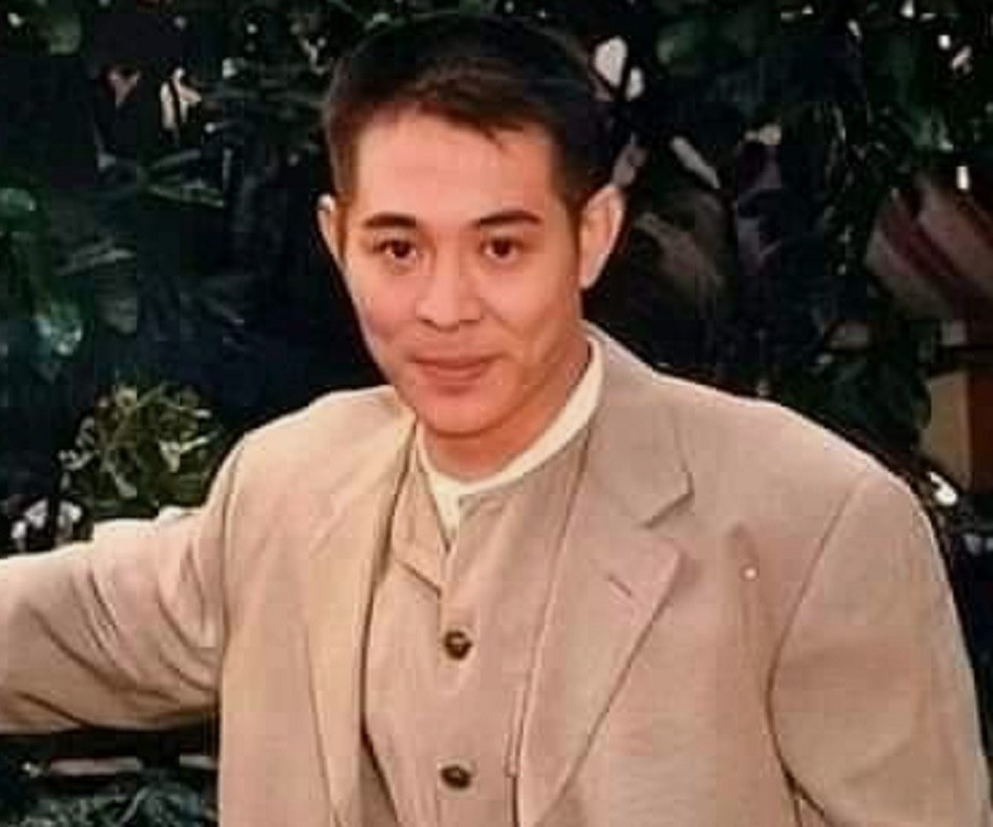jet li celebrity backgrounds