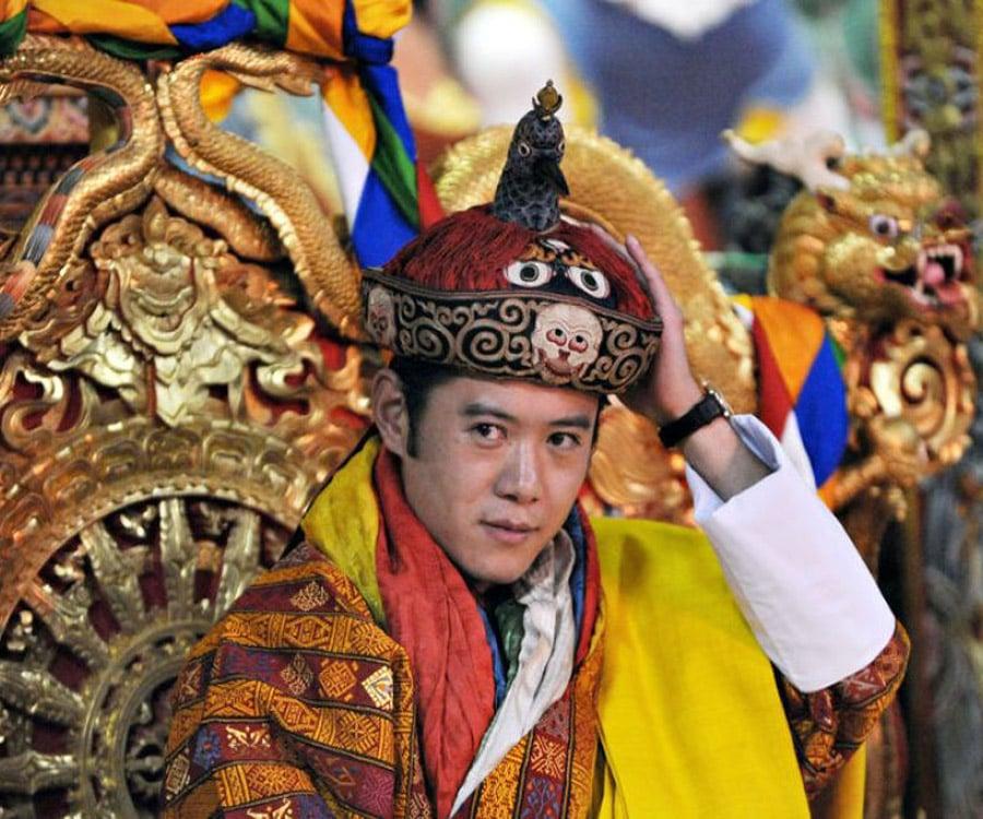 jigme khesar namgyel wangchuck 3 - Royal Wedding Pdf