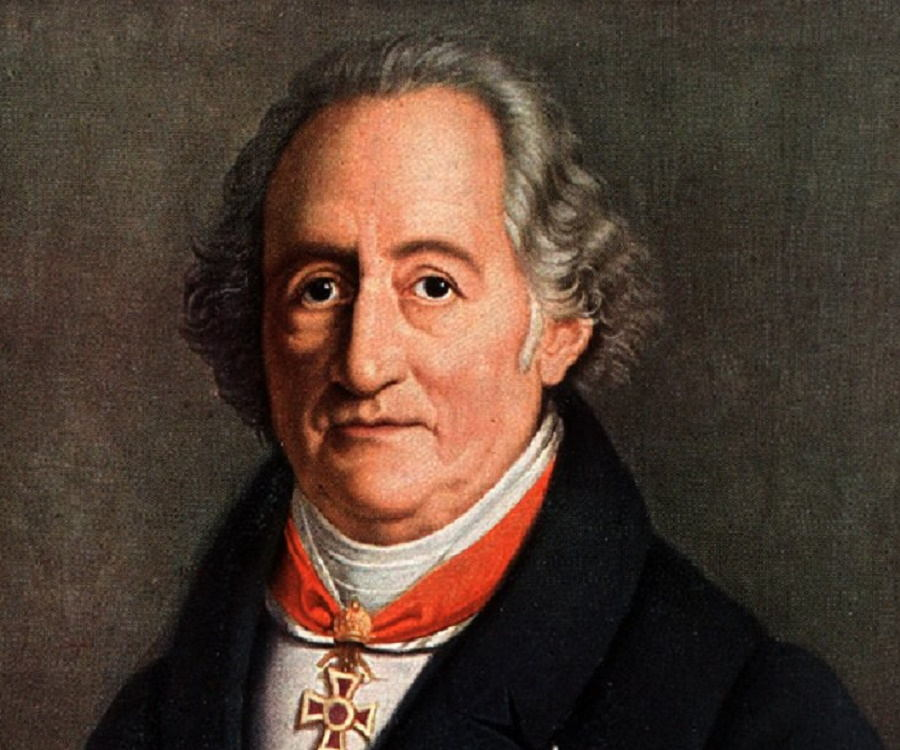 christian principles in faust by johann wolfgang von goethe Johann wolfgang von goethe was a german writer and statesman his works  include four  suicide is considered sinful by christian doctrine: suicides were  denied  the first operatic version of goethe's faust, by louis spohr, appeared  in  goethe also popularized the goethe barometer using a principle  established by.