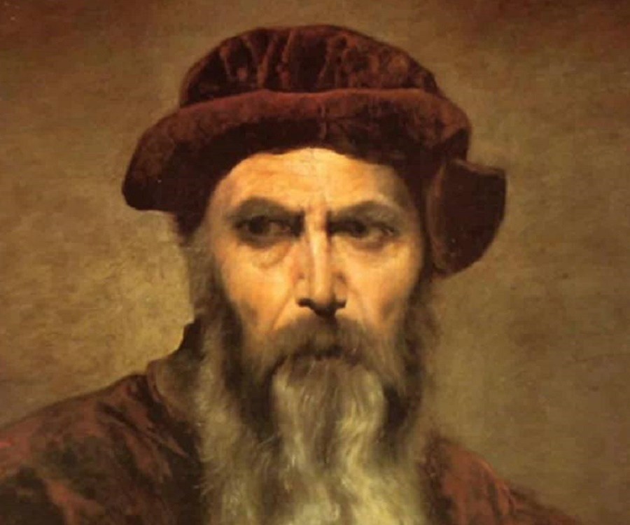 johannes gutenberg biography for kids