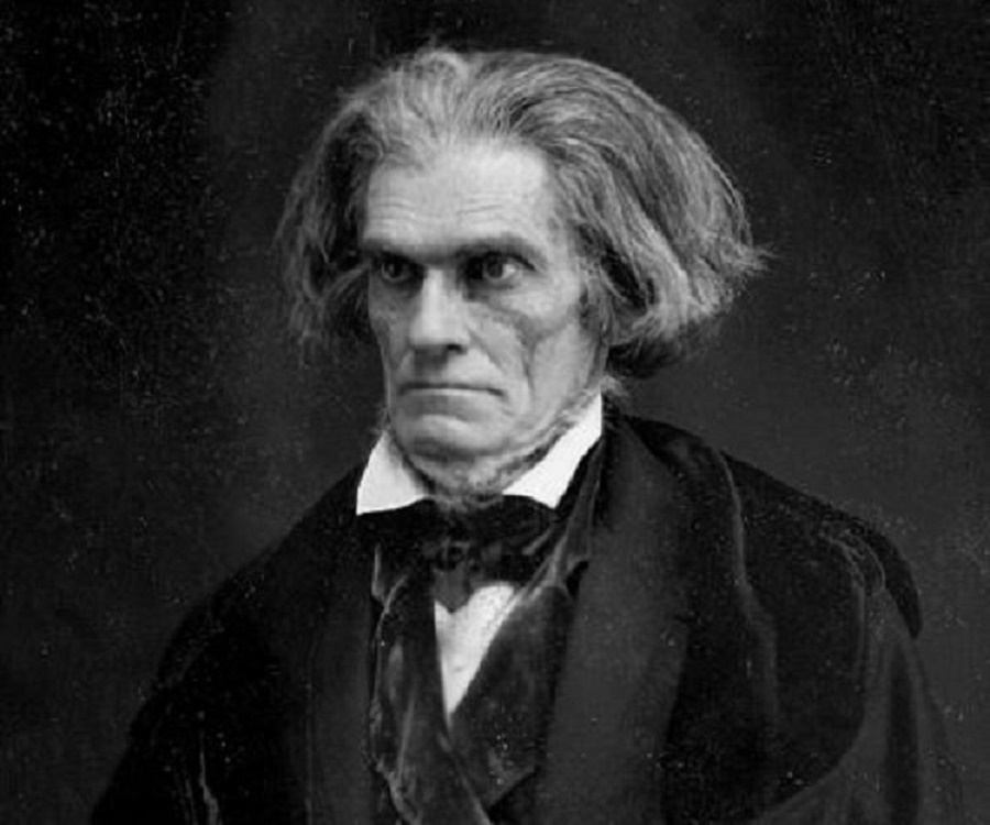 presidents john c calhoun and major During jackson's presidency, tariff and banking policies dominated national  politics  to the poor--the issues americans fought over might seem less  important  in an unsigned essay, vice president john c calhoun argued that a  single.