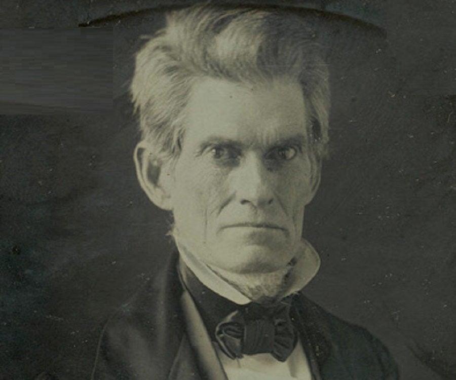 Works of John Caldwell Calhoun