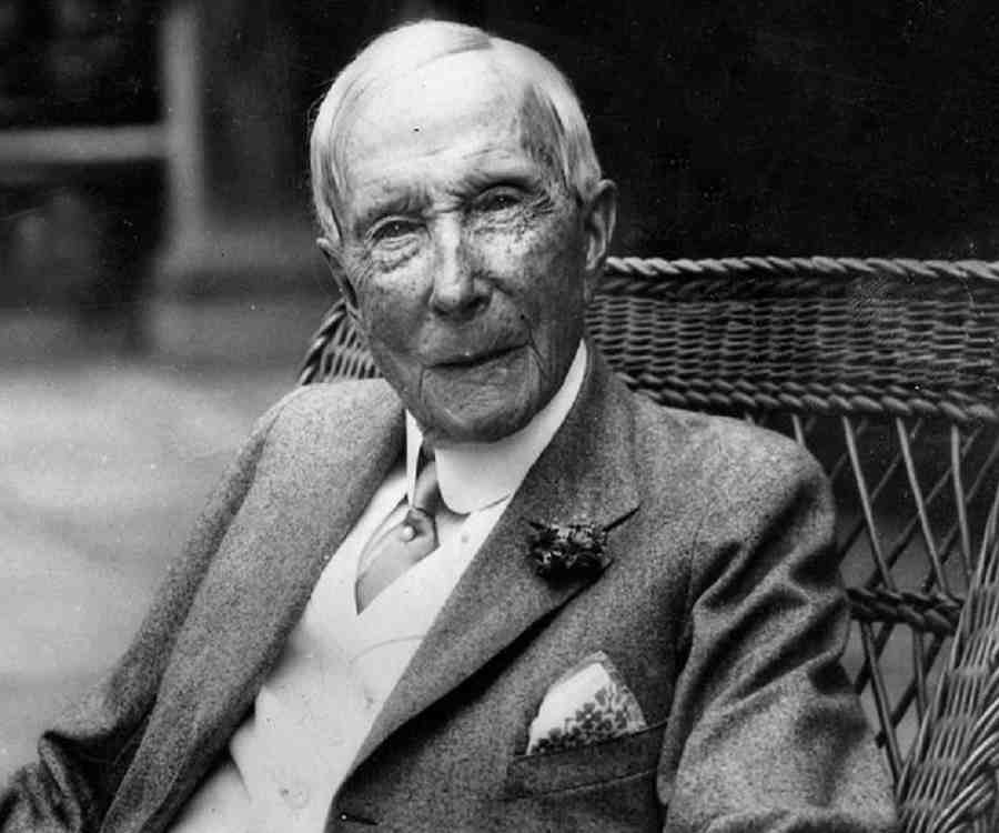 John D Rockefeller Biography Facts Childhood Family Life