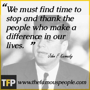 John F. Kennedy Biography