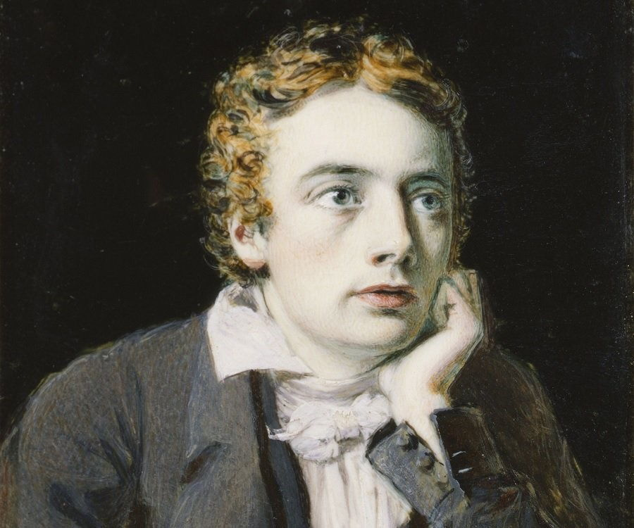 autobiography of john keats