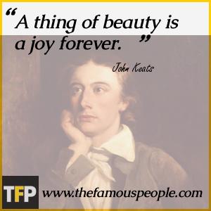 john keats essay beauty