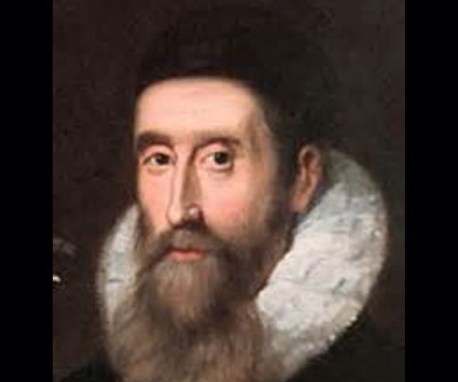 John Napier net worth salary