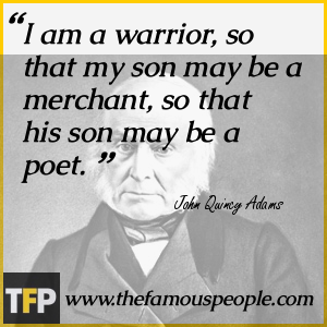 Famous Quotes John Quincy. QuotesGram
