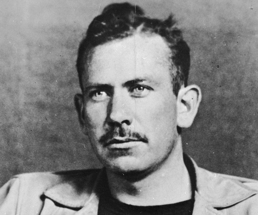 how does steinbeck present the lives of ranch workers at that time In this passage, how does steinbeck present curley's wife refer closely to the passage in your answer step one: steinbeck presents curley's wife as someone of no or little importance on the ranch.
