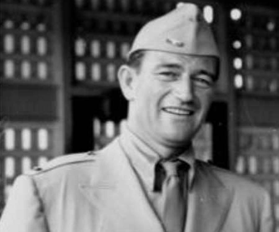a biography of john wayne an actor Marion mitchell morrison known professionally as john wayne and nicknamed  the duke, was an american actor and filmmaker.