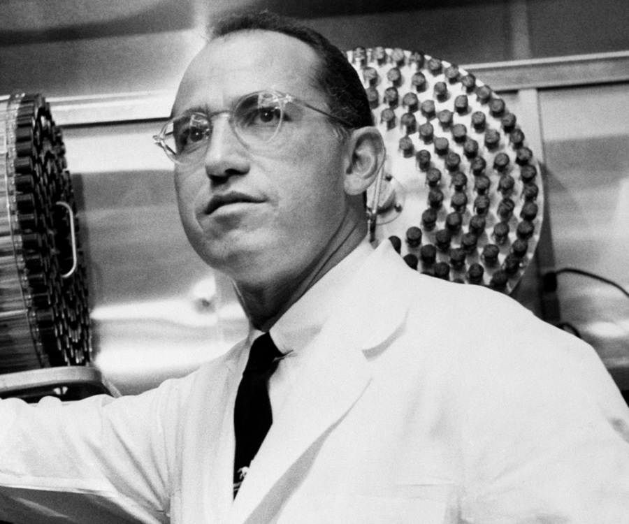 an introduction to the life of jonas salk 'jonas salk: a life,' by charlotte decroes jacobs  dr jonas salk in his laboratory, 1954  soon after the introduction of effective vaccines in the.