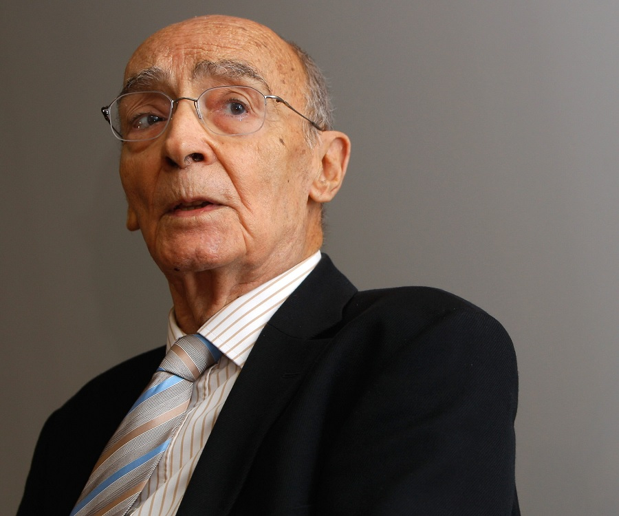 jose saramago Get this from a library josé saramago [harold bloom] -- presents critical essays discussing the work of the noble prize-winning portugese author, including his novels baltasar and blimunda, the stone raft, and the gospel according to jesus christ.