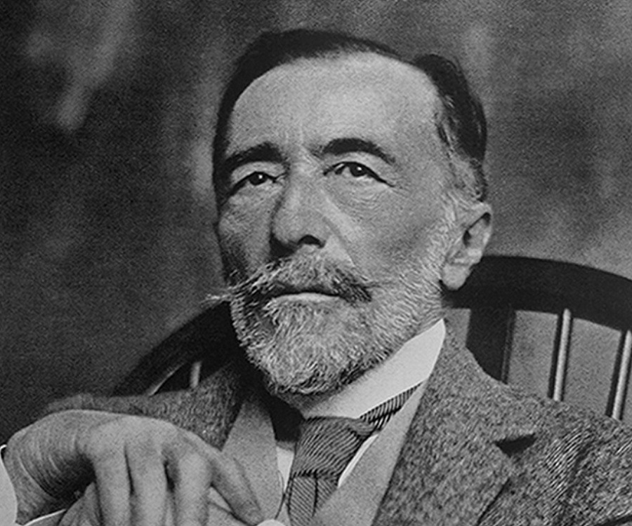 the life and work of joseph conrad In the dawn watch: joseph conrad in a global world, maya jasanoff argues that novelist joseph conrad's life and works evidence a global world in the making at the end of the nineteenth centurypadraic x scanlan.