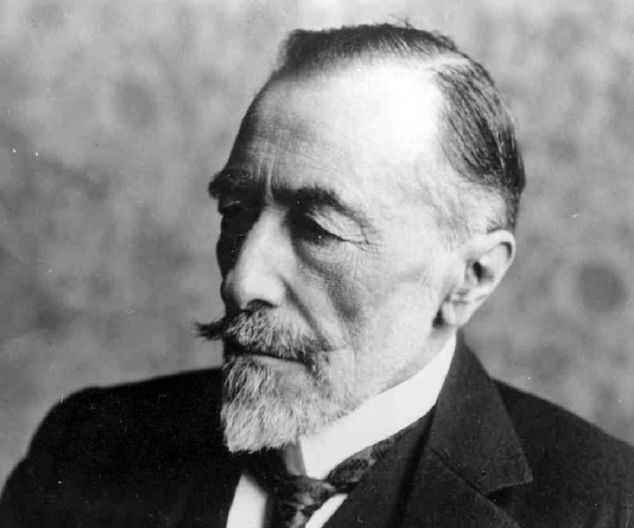 the importance of the protagonist in joseph conrads heart of darkness Joseph conrad, heart of darkness and modernism but his soul was mad being alone in the wilderness, it had looked within itself, and, by heavens.