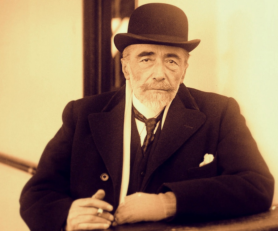 the life and career of joseph conrad Joseph conrad's career at sea jump to navigation jump to search joseph conrad (born józef teodor  of actual people but of furnishing them with different life histories (as in the cases of almayer, lingard, jim, and kurtz): 59–61 najder writes.