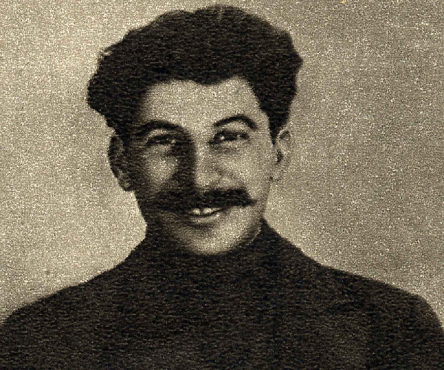 Joseph stalin childhood