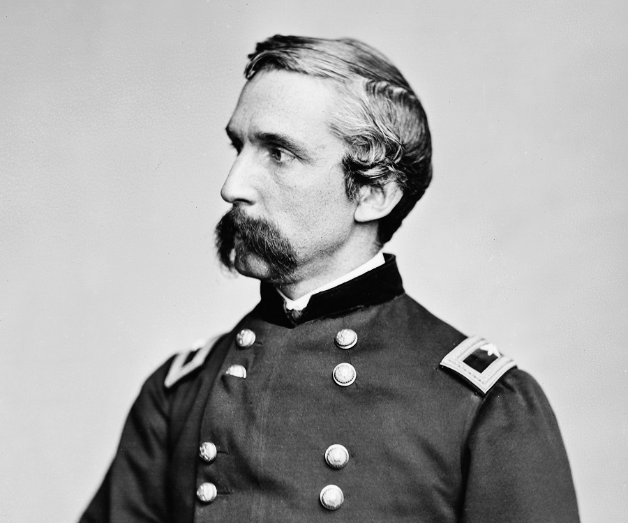 an analysis of the history of united states by joshua lawrence chamberlain