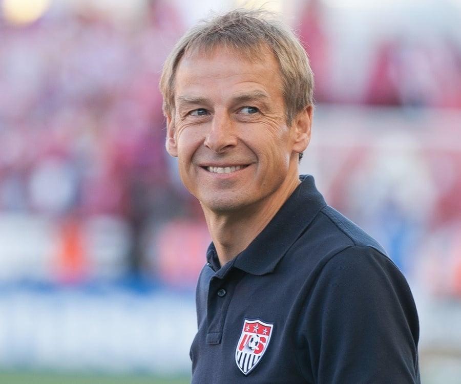Klinsmann Jürgen