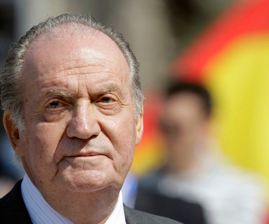 Se jubila... otra vez: el rey Juan Carlos de España ...  |Juan Carlos
