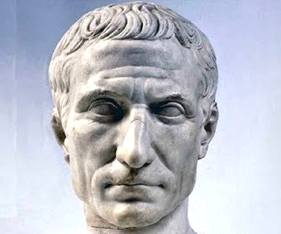 the life of the great roman general and statesman julius caesar Tracing the extraordinary trajectory of the great roman emperor's life, goldsworthy covers not only the great roman emperor's accomplishments as charismatic.