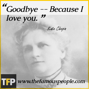 a biography of the life and writing career of kate chopin By martha ashe kate chopin is widely regarded as one of the most important american feminist authors of the 19 th century during her brief literary career in the 1890's when she was in her 40's, she published numerous short stories and two novels.