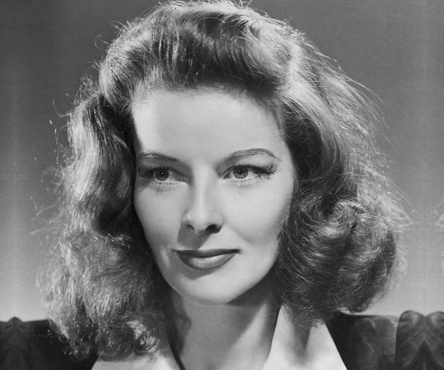 katharine hepburn On-screen, katharine hepburn played a feisty beauty who always walked off with the leading man but her real-life romances never ended so neatly.