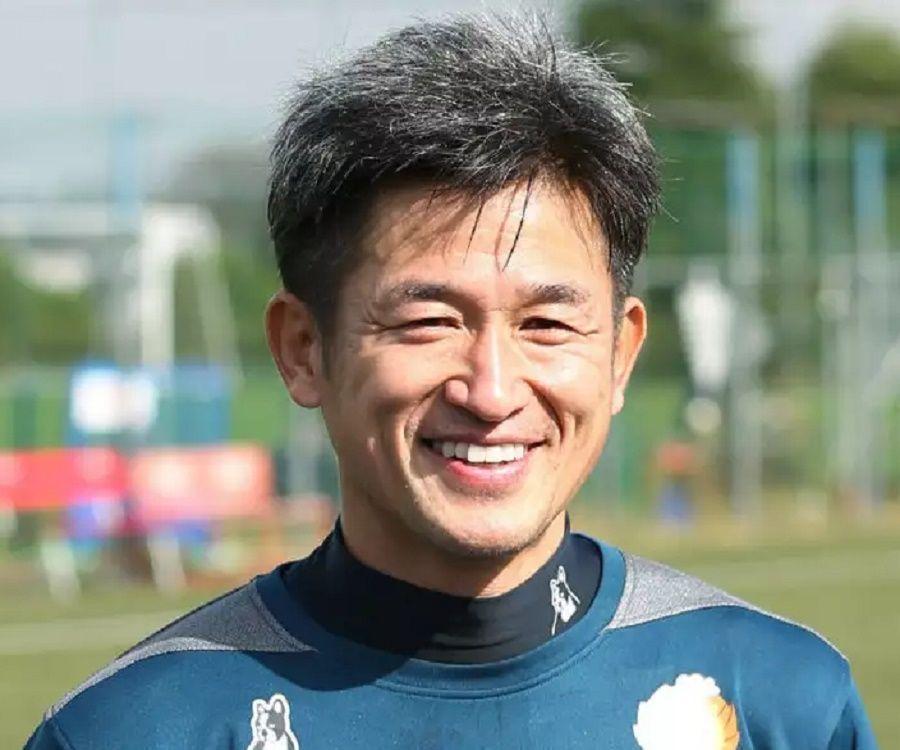 kazuyoshi miura - photo #16