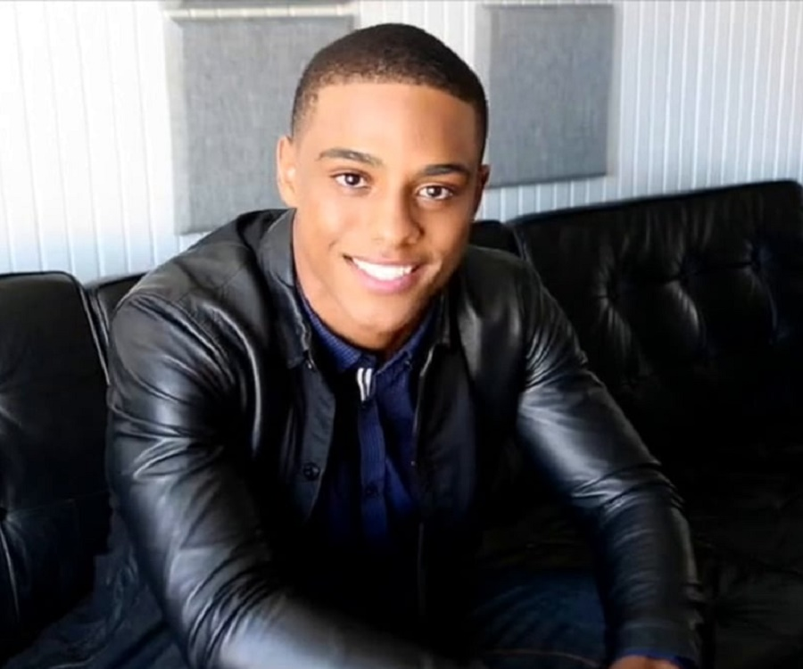 Keith Powers Bio Facts Family Life Of Model Amp Actor